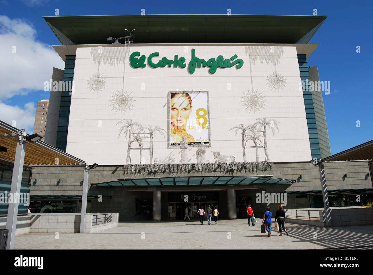 e466233322d El Corte Ingles Department Store