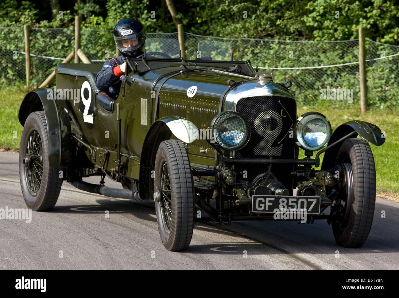 1930 Bentley Speed Six \