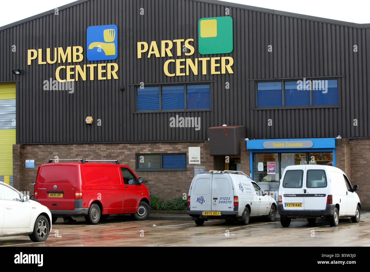 The Plumb Center A Plumbing And Building Materials Firm Owned By