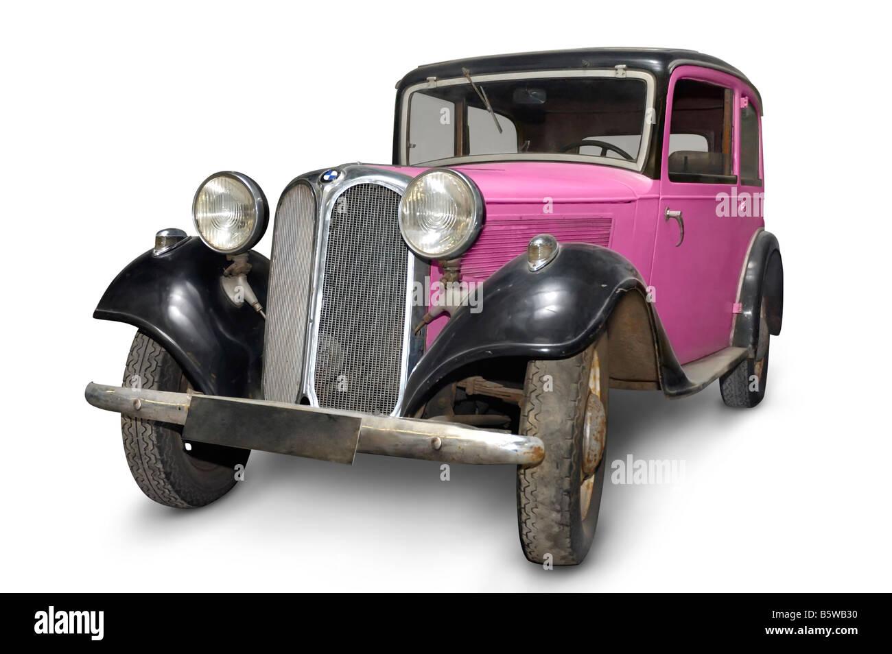 1933 Purple BMW 303 Stock Photo - Alamy