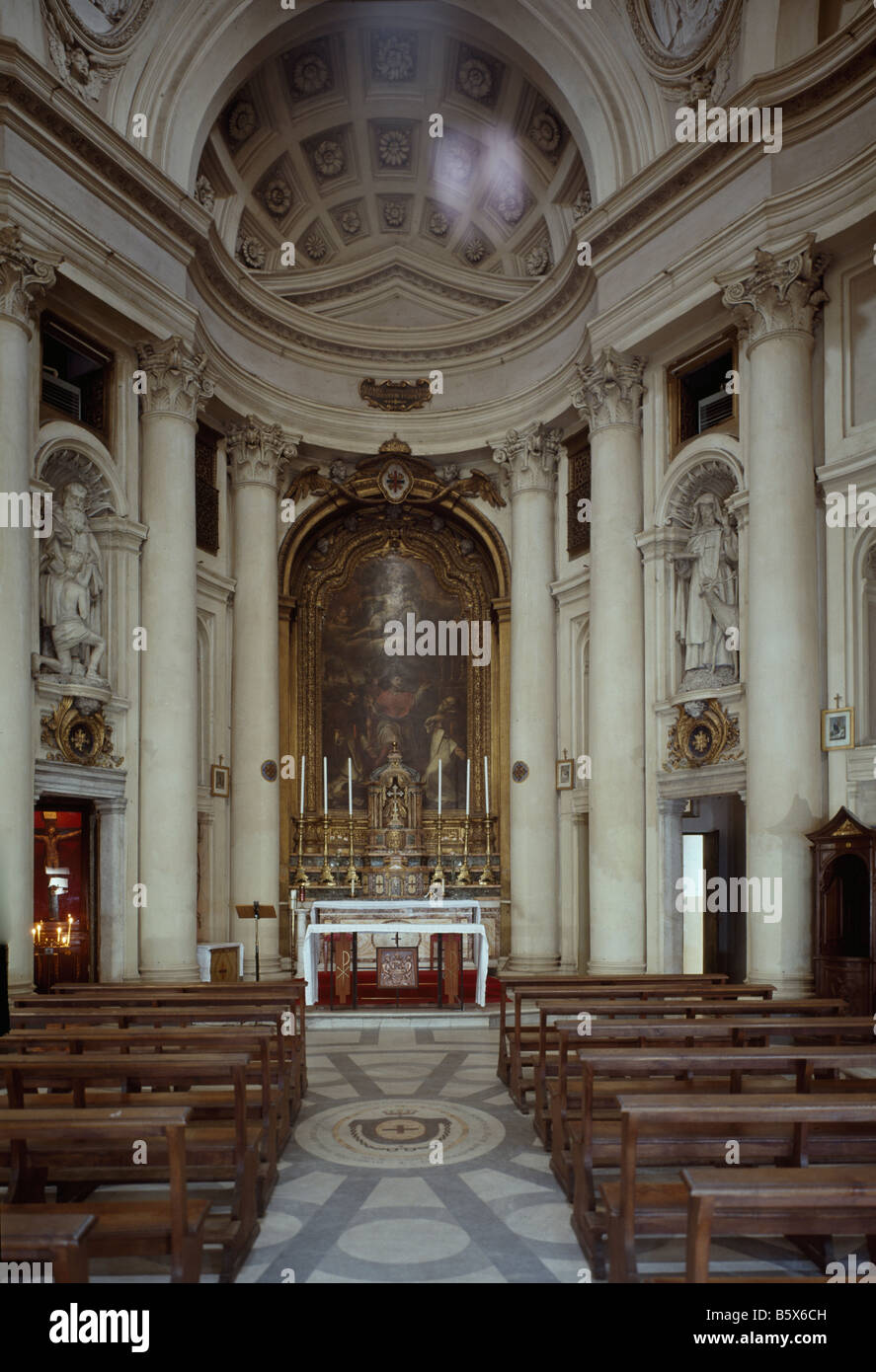 San Carlino Rome - Stock Image