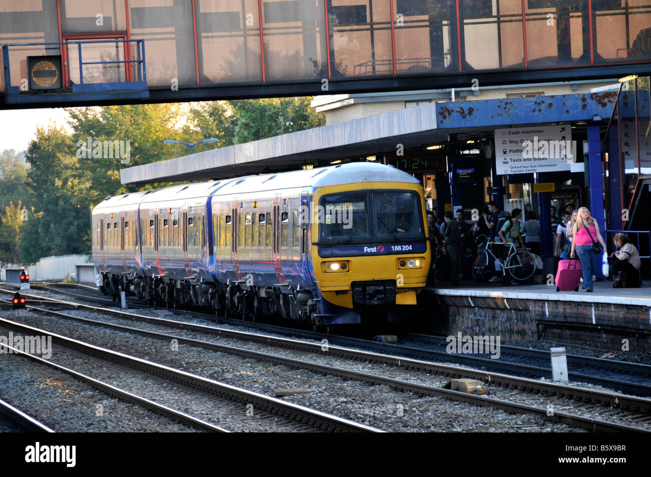 WSP Appointed For Major Oxford Railway Station Upgrade