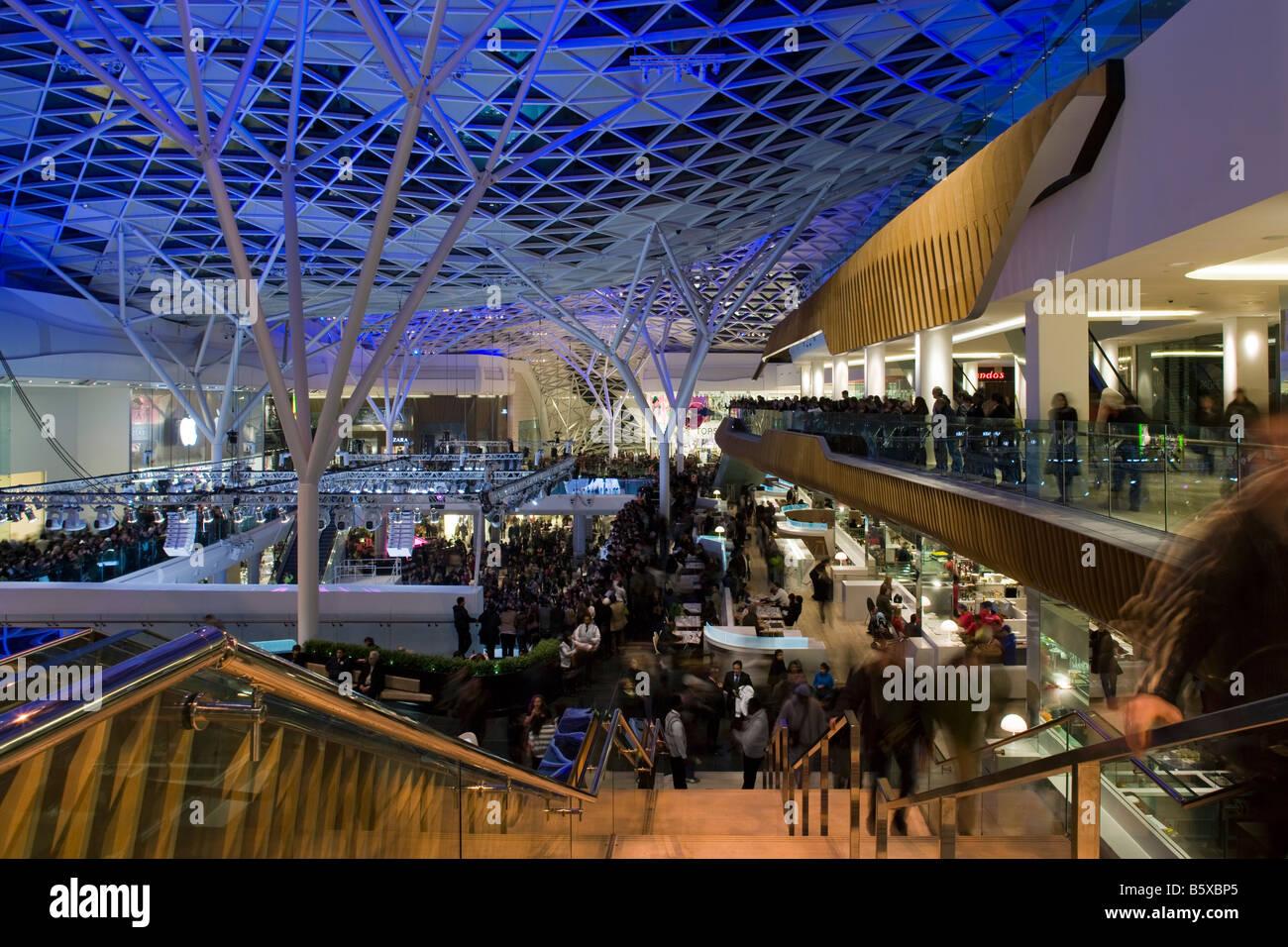 Eat Gallery, Westfield Shopping Centre, White City, Shepherds Bush, London. - Stock Image