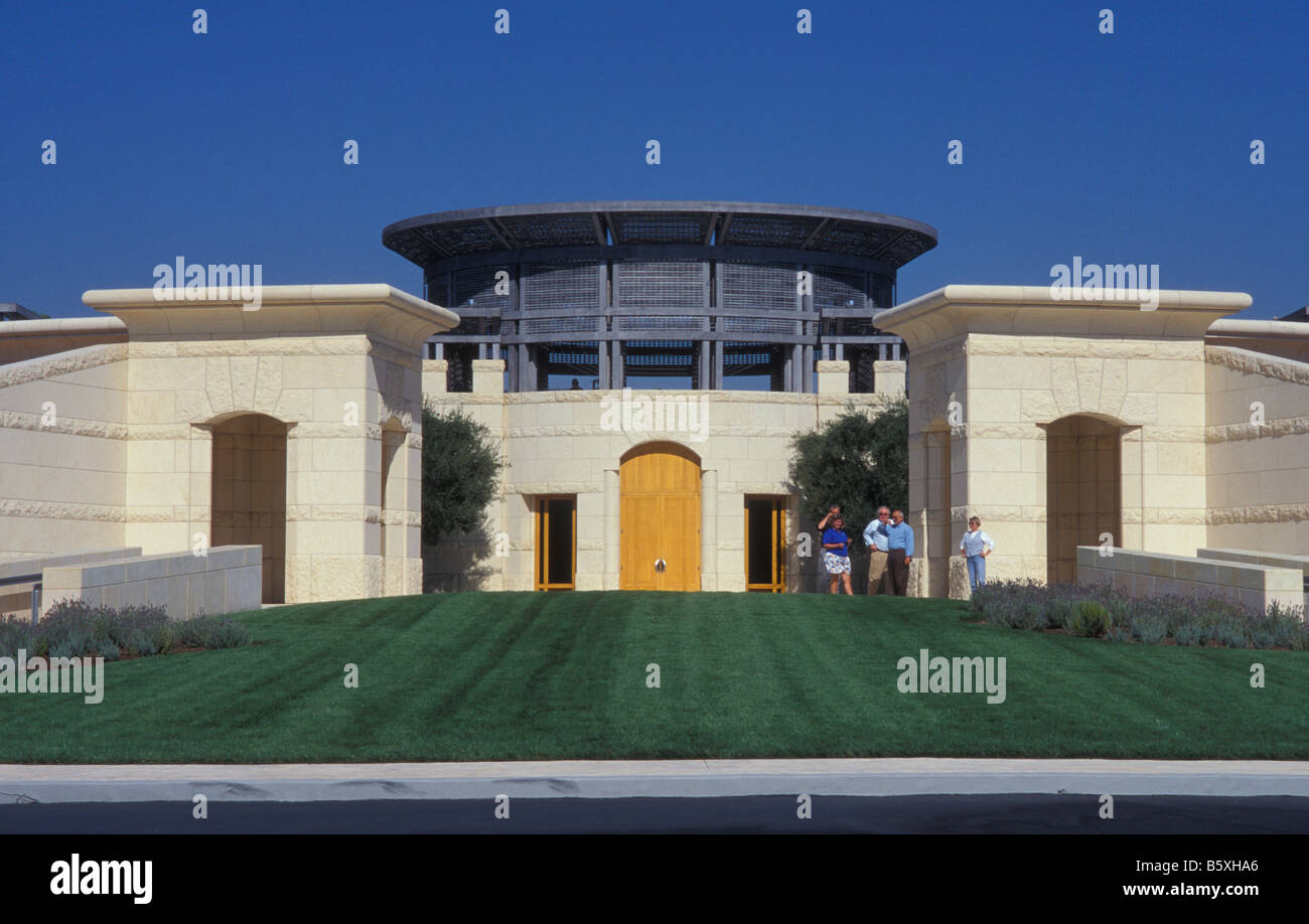 Opus One Vineyard At Napa Valley California Usa Stock Photo Alamy