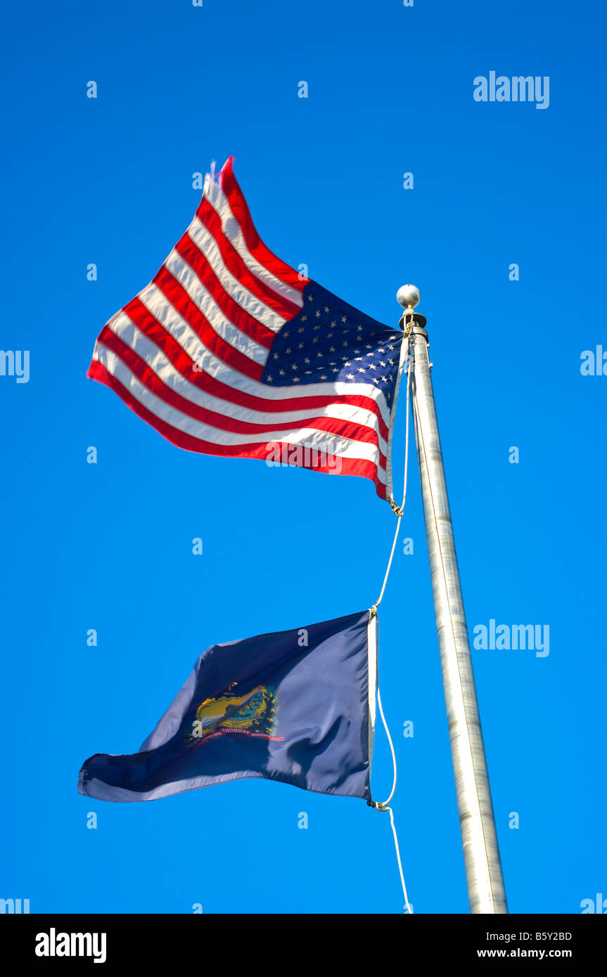 75+ Picture Of Vermont State Flag