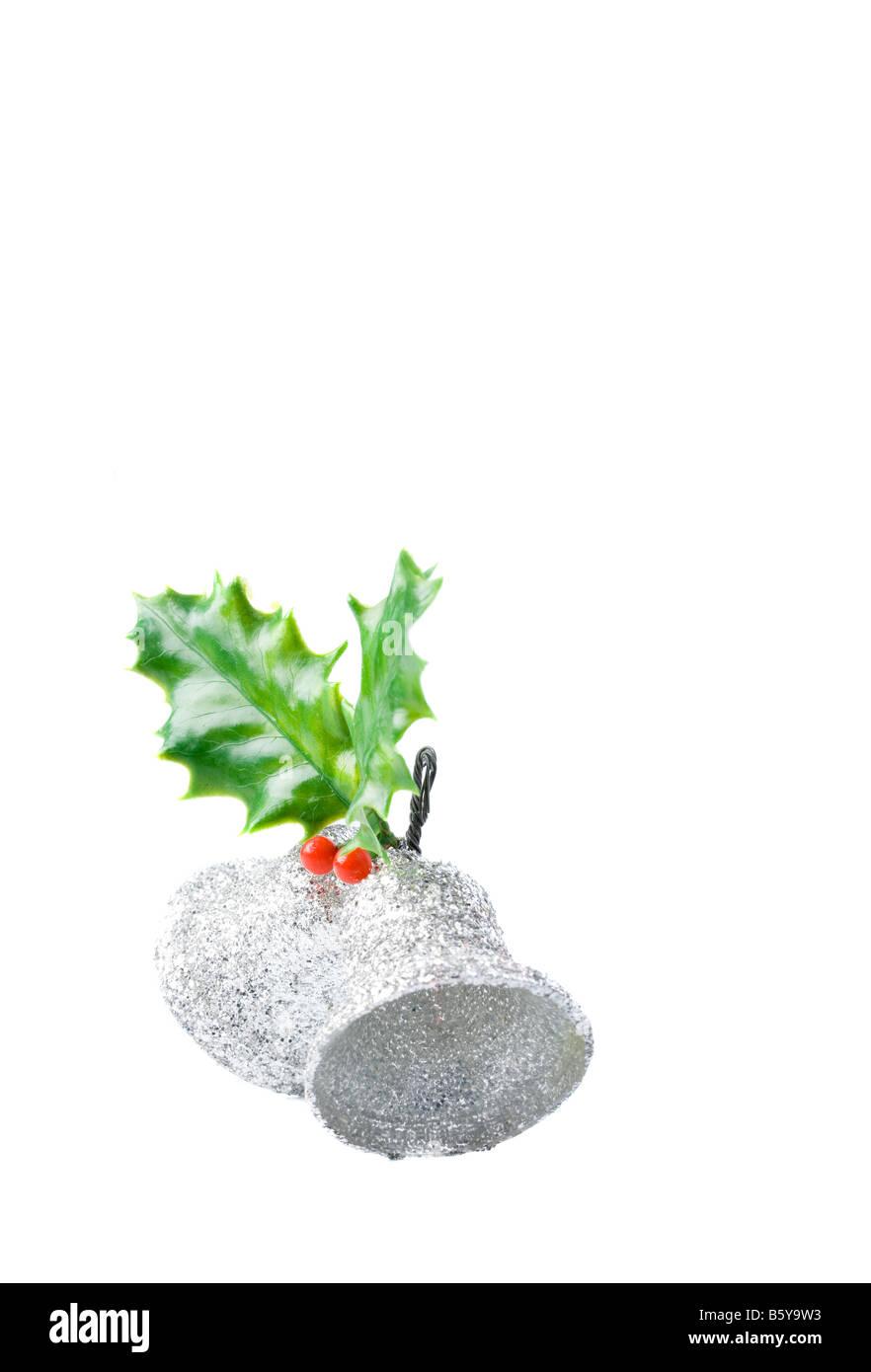 seasonal christmas ornaments tu put in the xmas tree - Stock Image