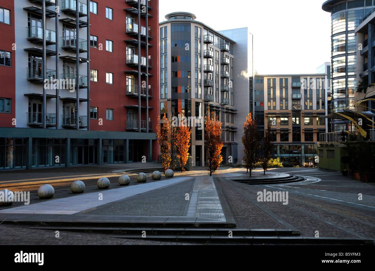 Grainger Town Newcastle City Centre Apartment Complex