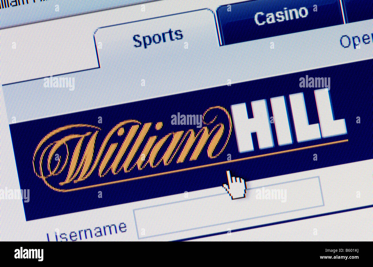 William Hill Stock Photos & William Hill Stock Images - Alamy