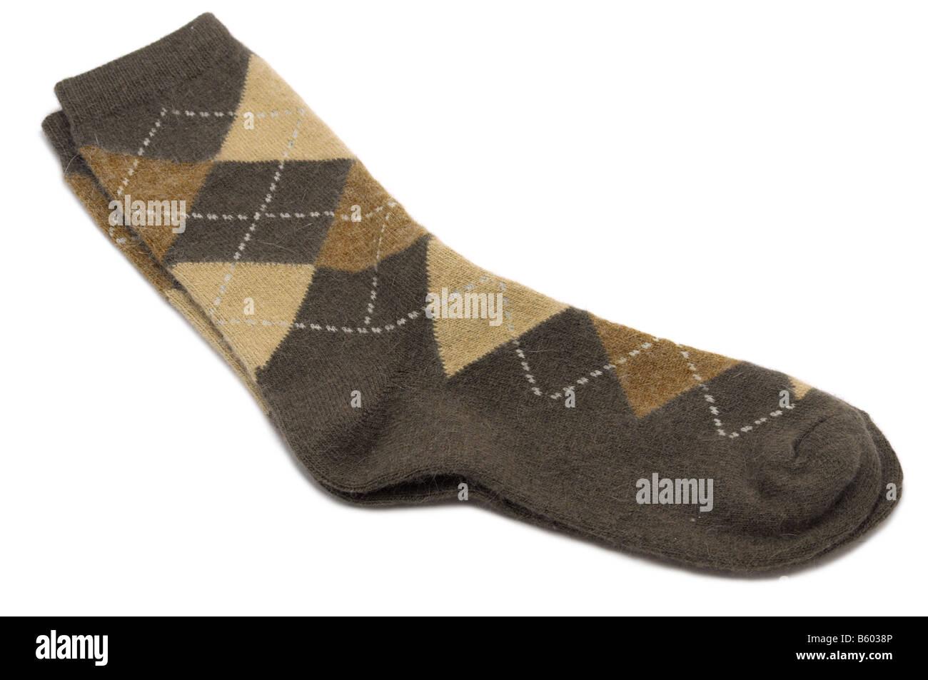 Pair of Socks - Stock Image
