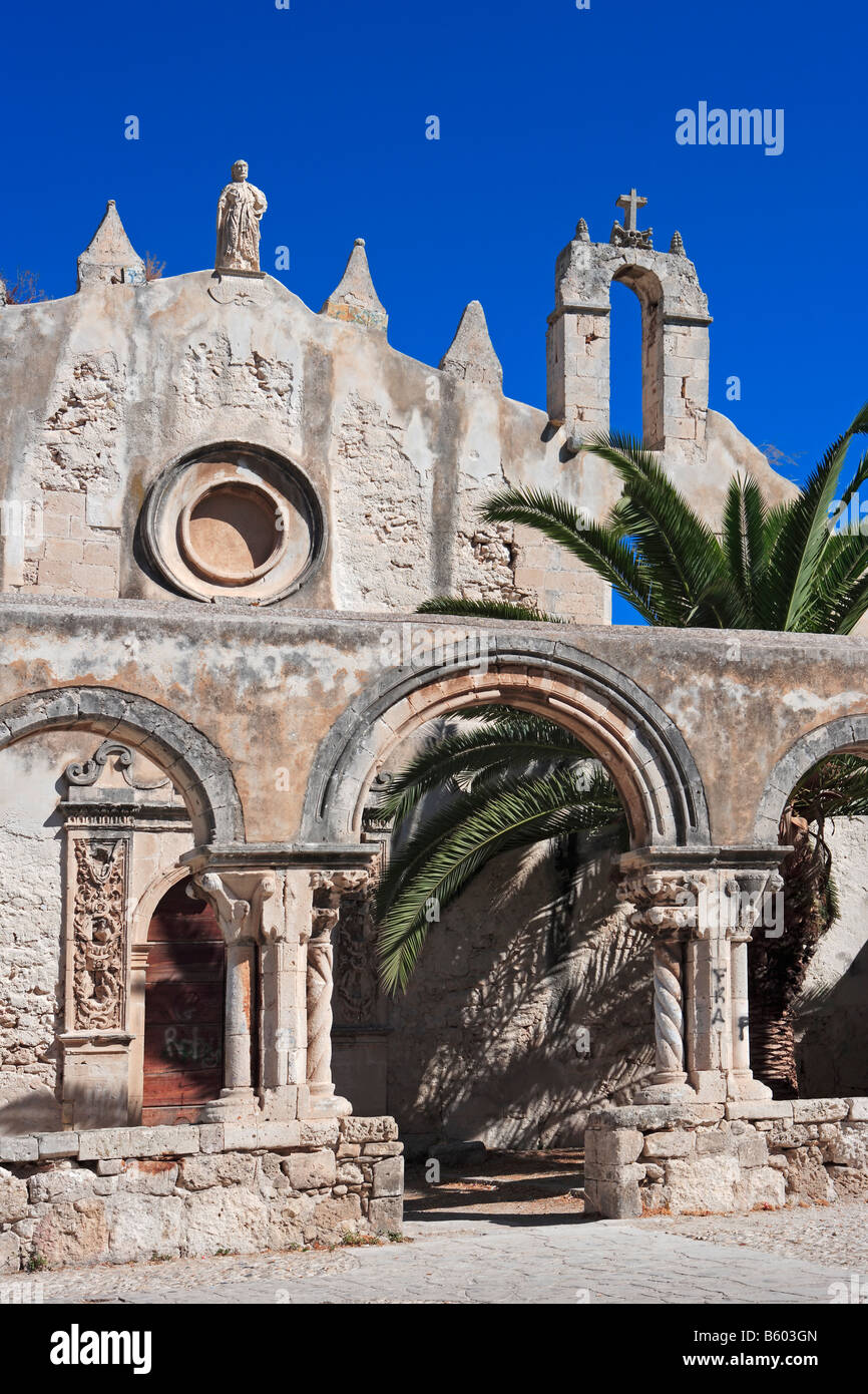 Church of San Giovanni, Syracuse, Sicily - Stock Image