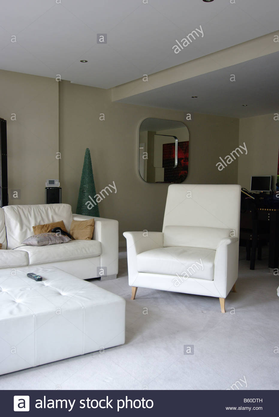 LIVING ROOM design London white leather sofa couch settee chair chairs carpet & LIVING ROOM design London white leather sofa couch settee chair ...