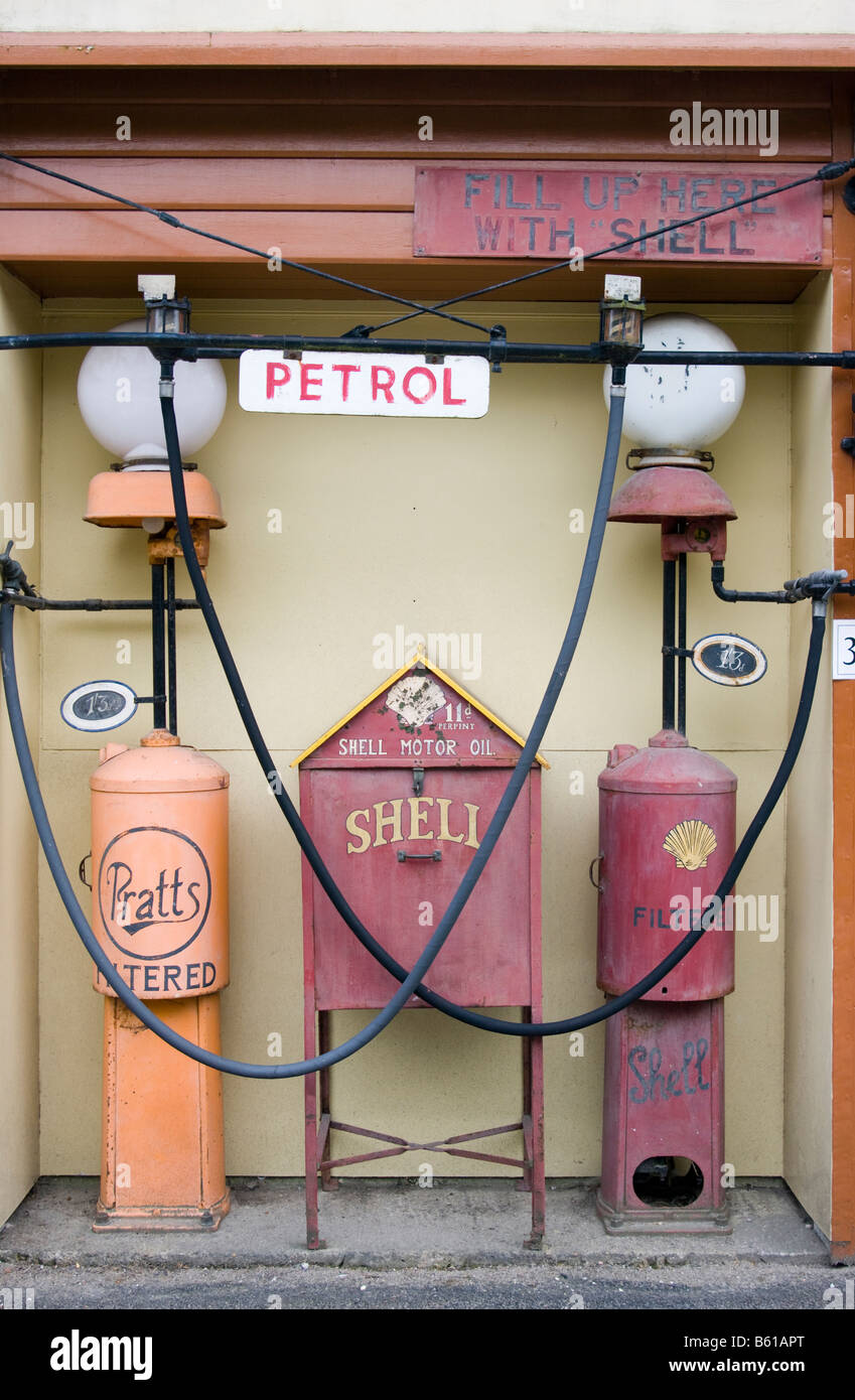 Old Fuel Pumps Stock Photos   Old Fuel Pumps Stock Images - Alamy 445229f78a10b