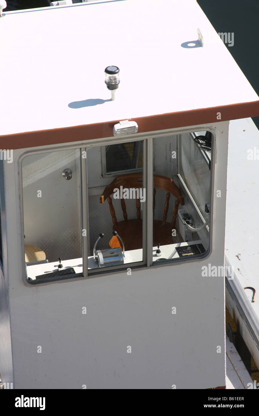 Tug Boat Captain Stock Photos & Tug Boat Captain Stock