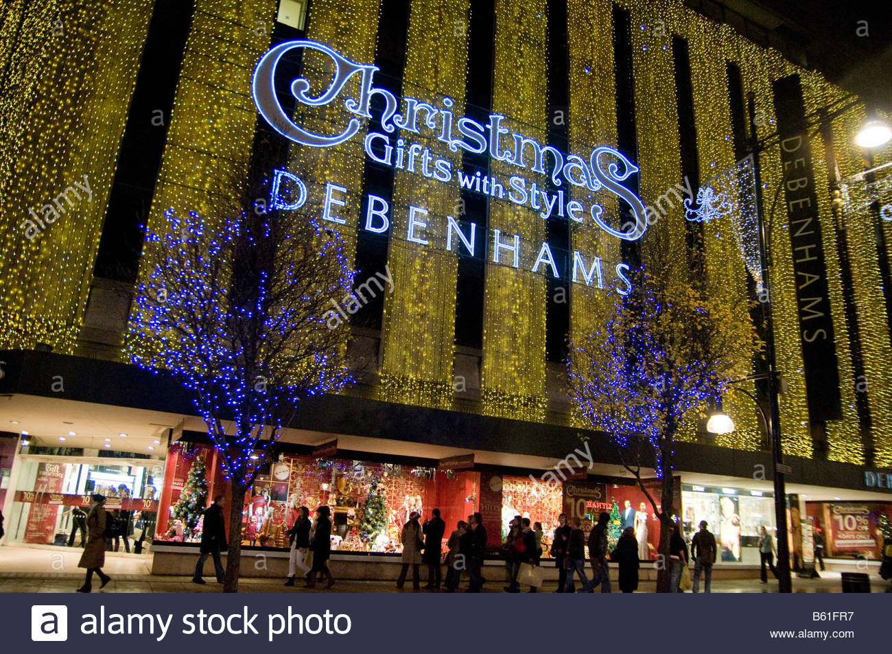 2019 year for women- Christmas debenhams decorations