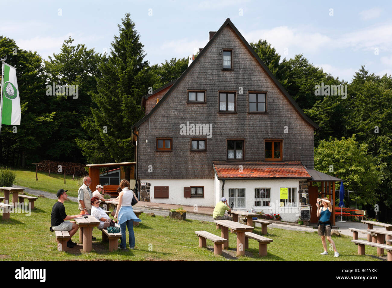 wildpark schwarze berge restaurant