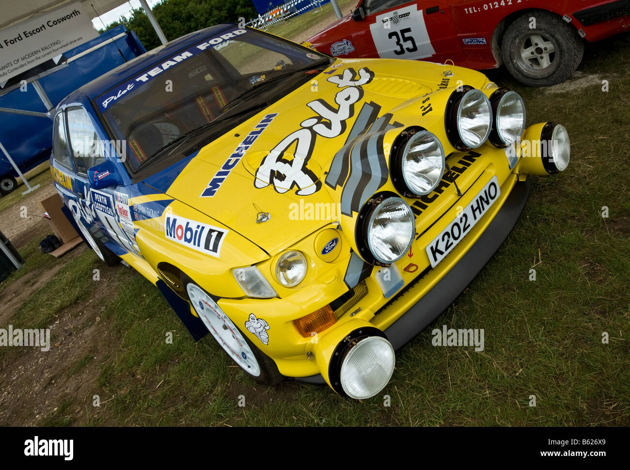 ford escort cosworth group a for sale