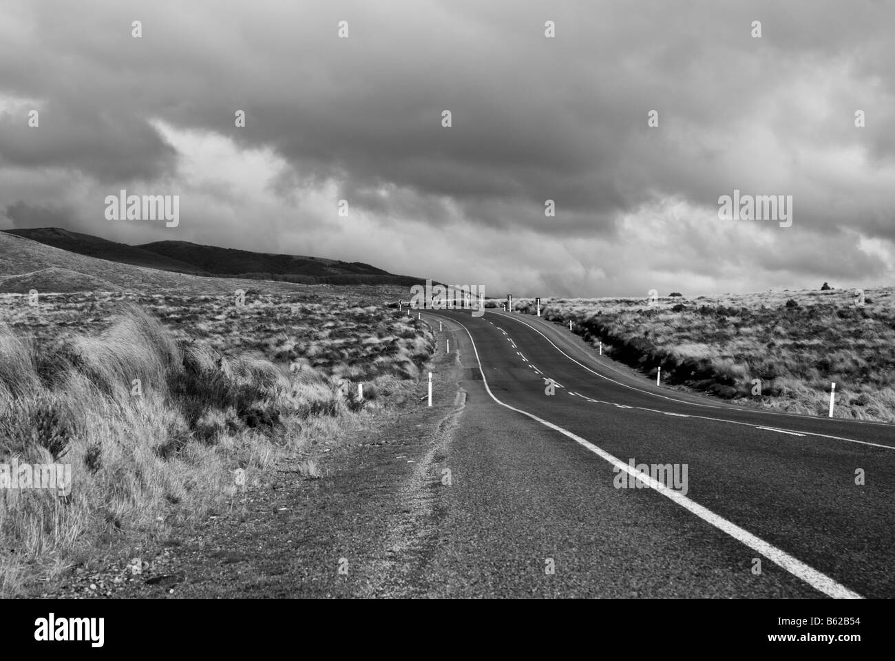 Rangipo Desert - Stock Image