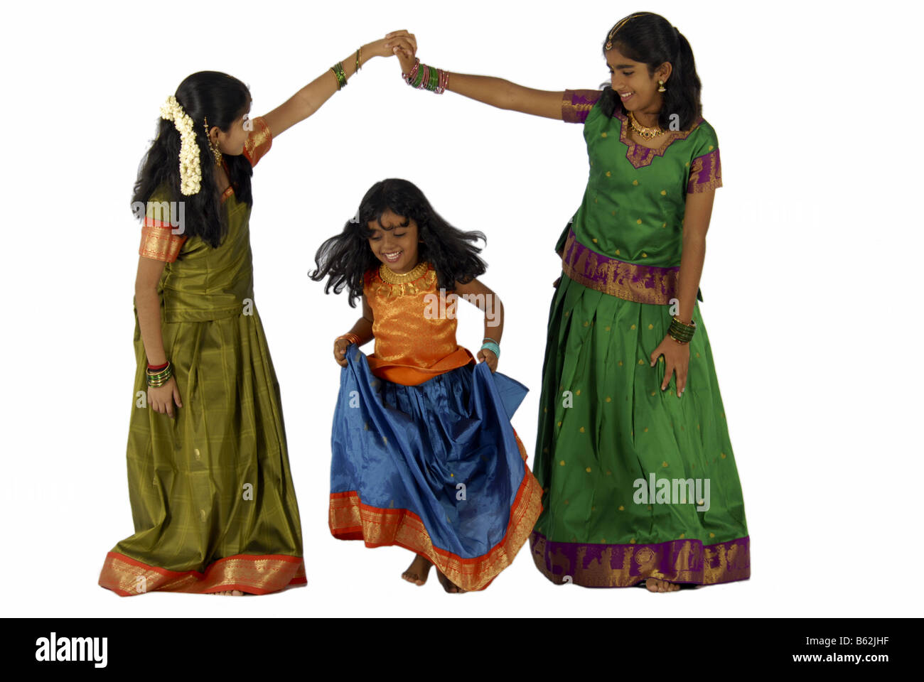 CHILD MODELS FROM KERALA IN TRADITIONAL ATTIRE DURING ONAM ...
