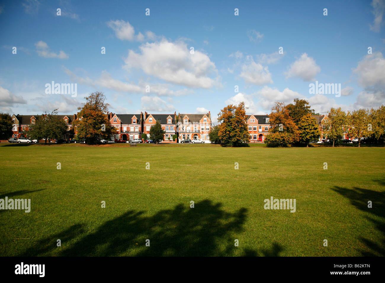 Tooting Graveney Common, Tooting, London - Stock Image