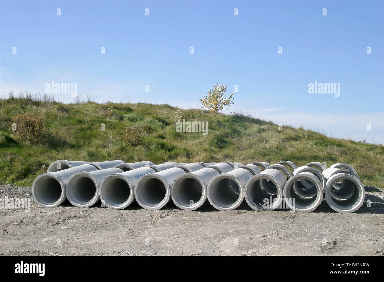 Pipe Culverts Stock Photos & Pipe Culverts Stock Images - Alamy