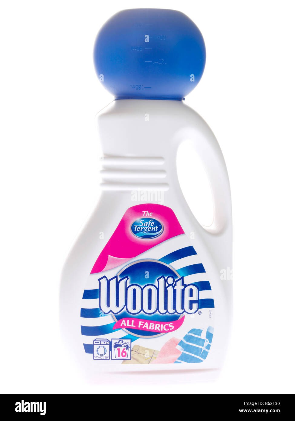 Washing Liquid Stock Photo
