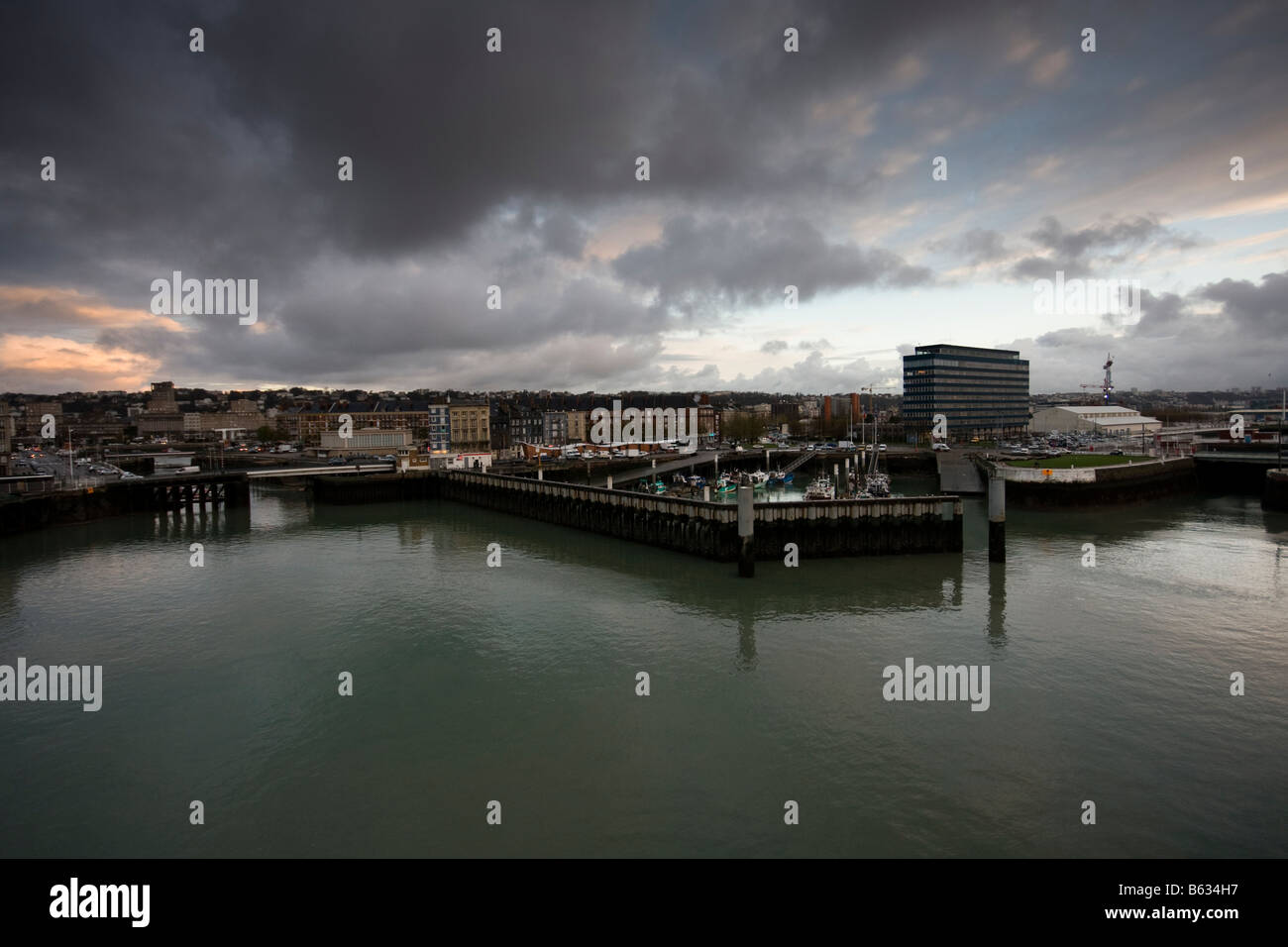 Le Havre - Stock Image