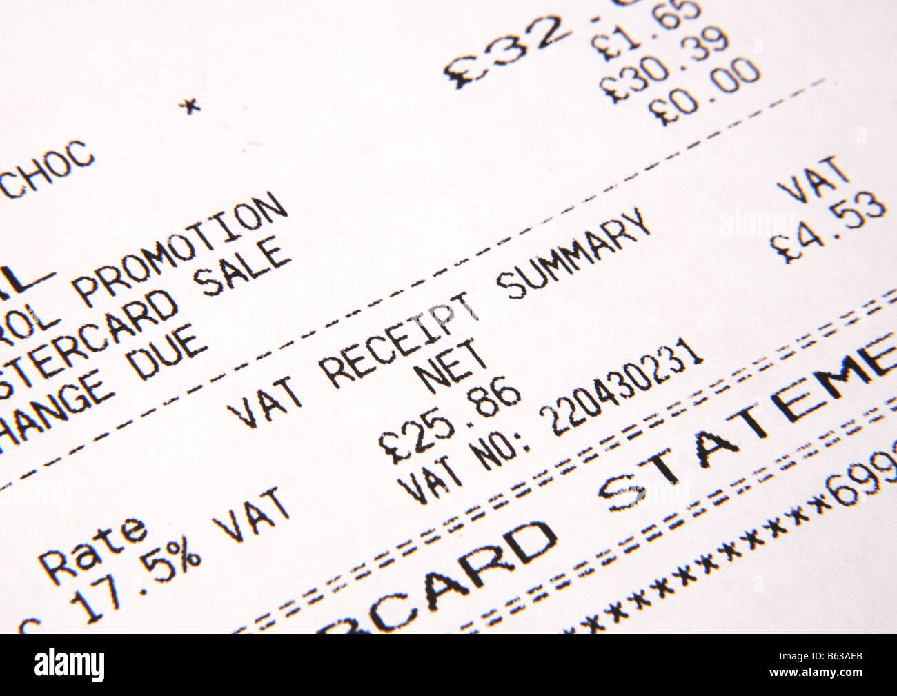 What is the value added tax