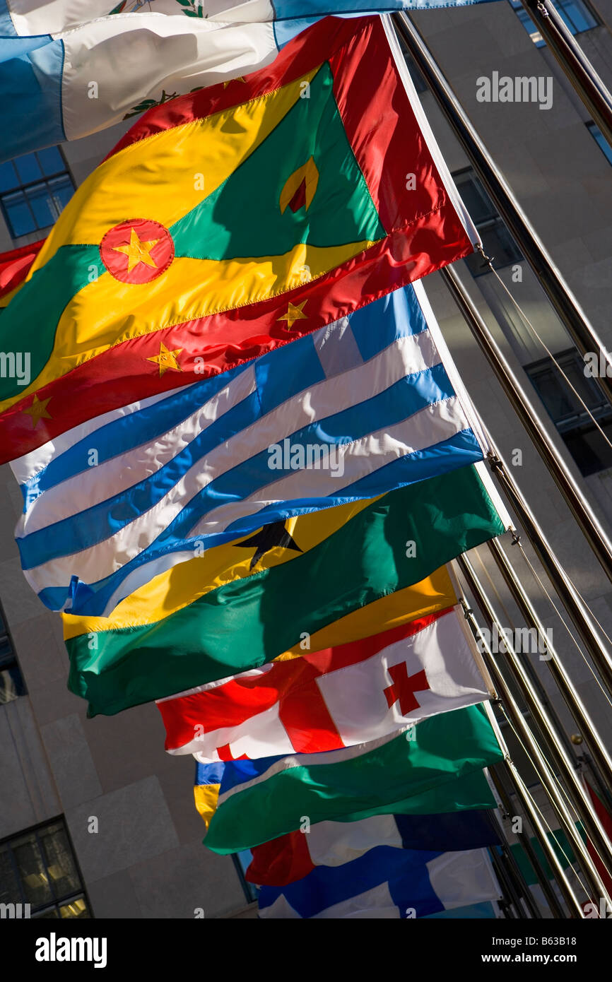 Assorted Flags Stock Photos Assorted Flags Stock Images