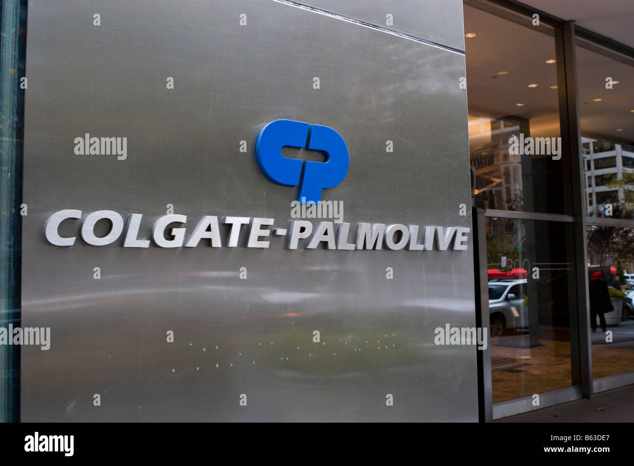 where is colgate palmolive located