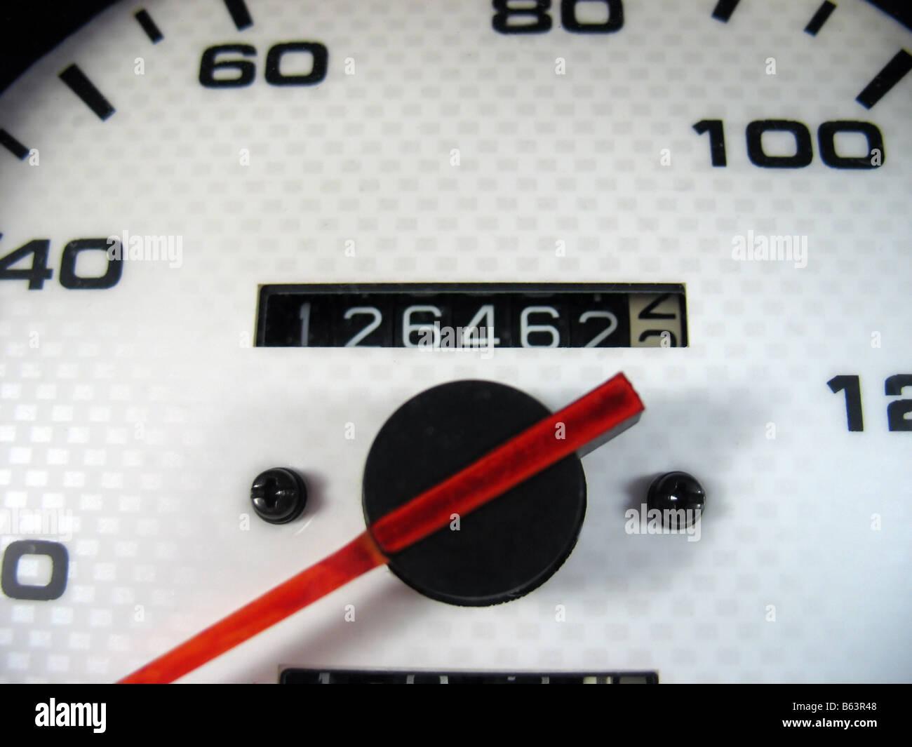 Odometer Mileage Stock Photos & Odometer Mileage Stock Images - Alamy