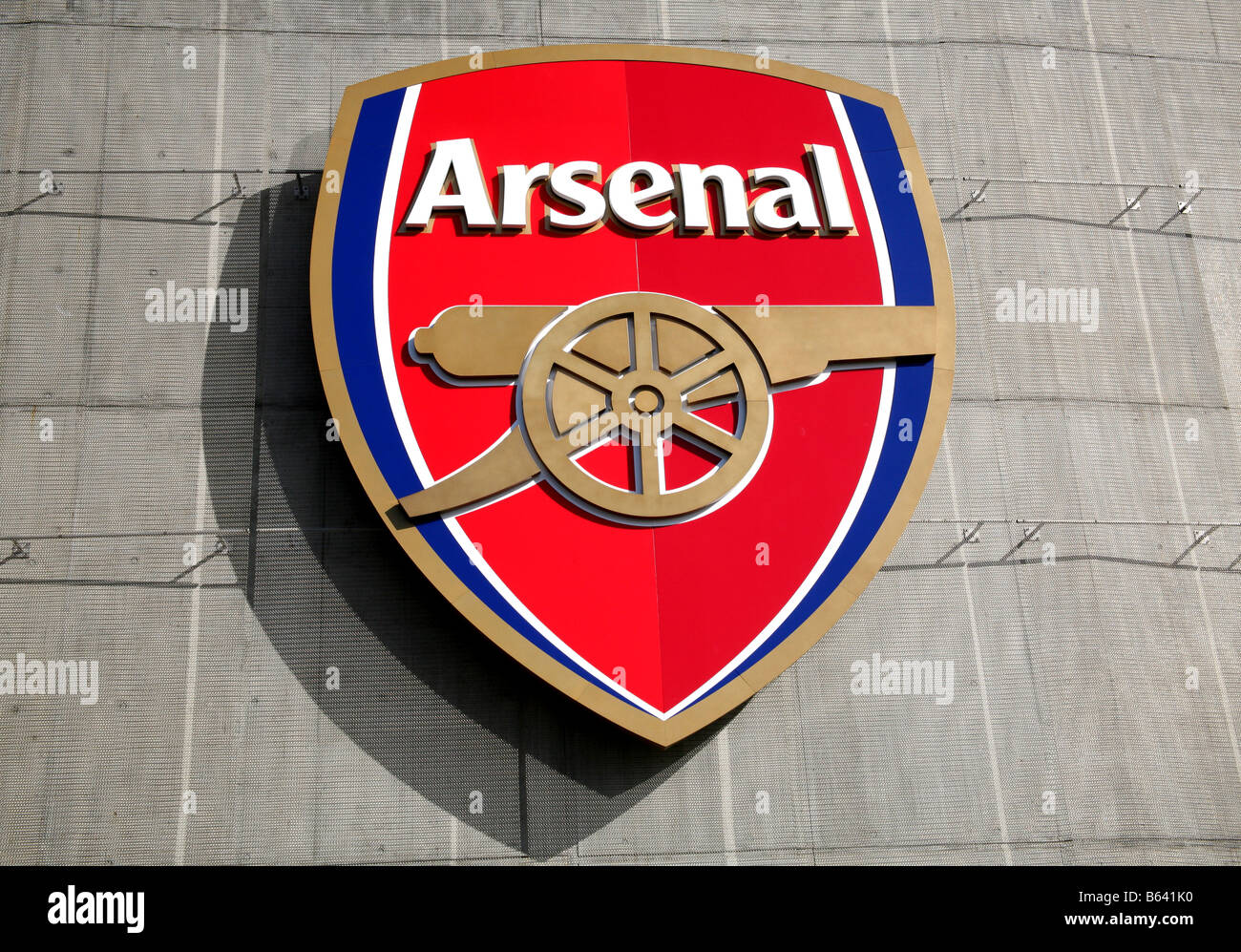 Arsenal Logo High Resolution Stock Photography And Images Alamy