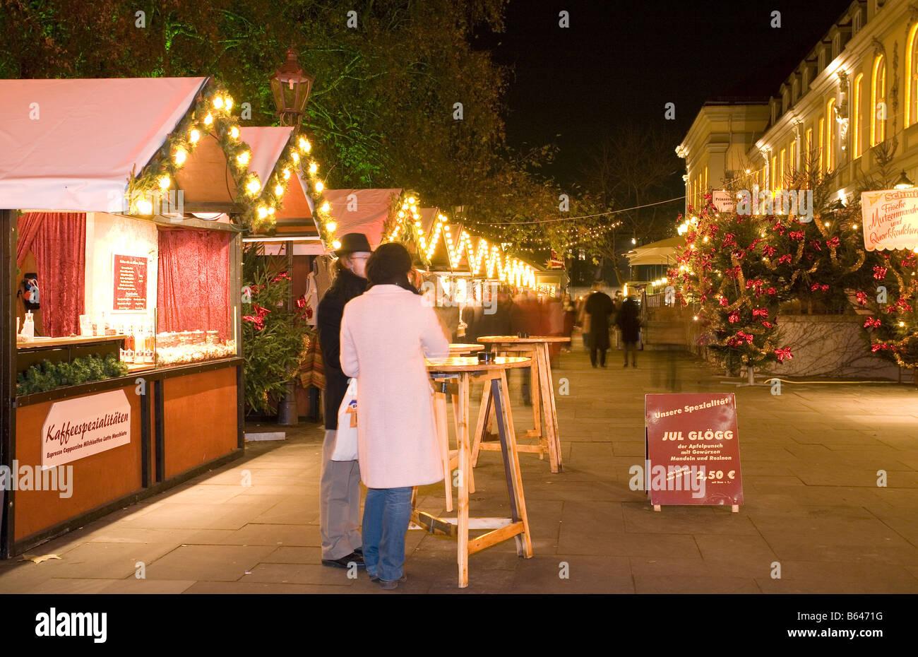 Christmas Markets, Berlin, Germany - Stock Image