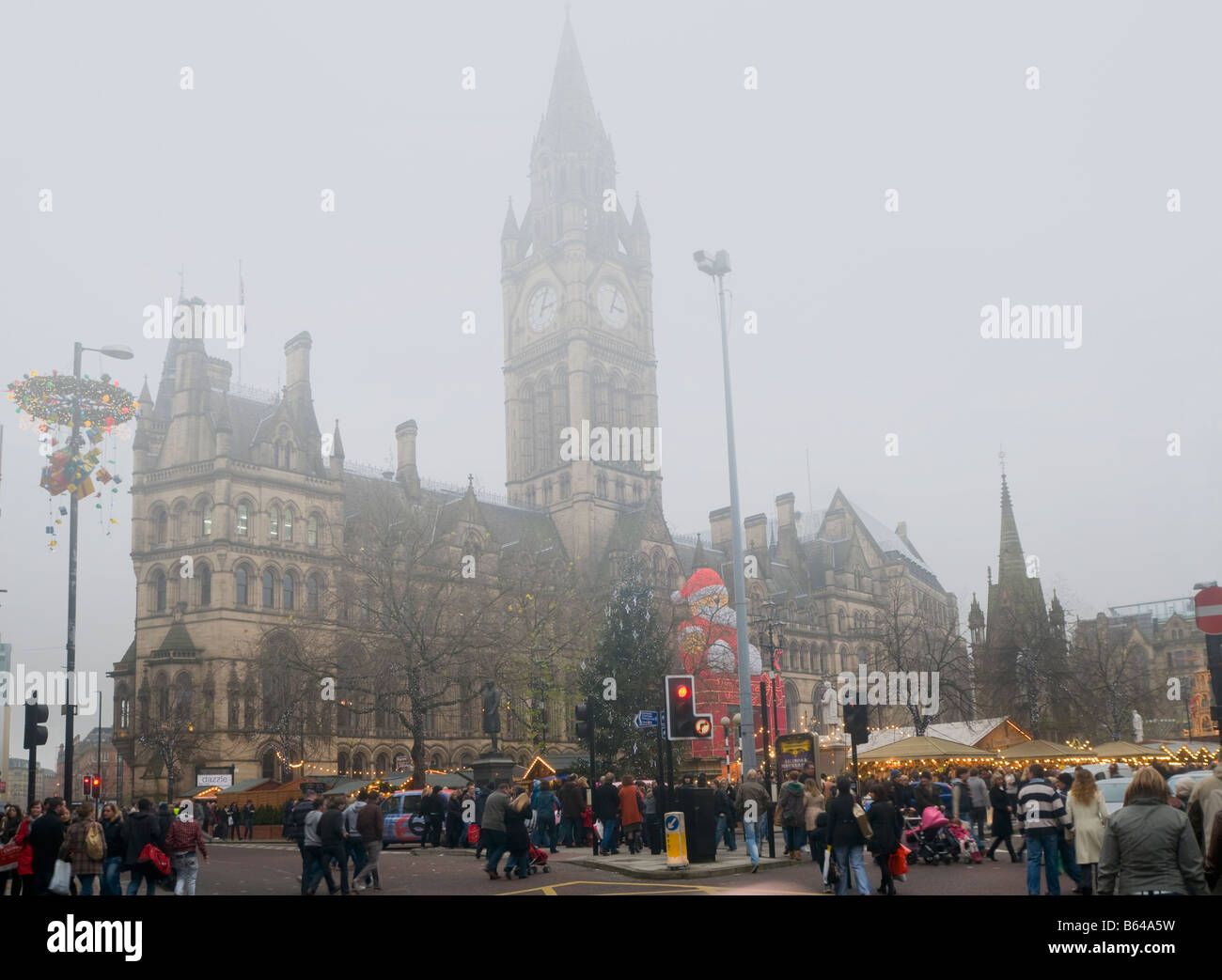 December Christmas Market Stock Photos & December Christmas Market ...