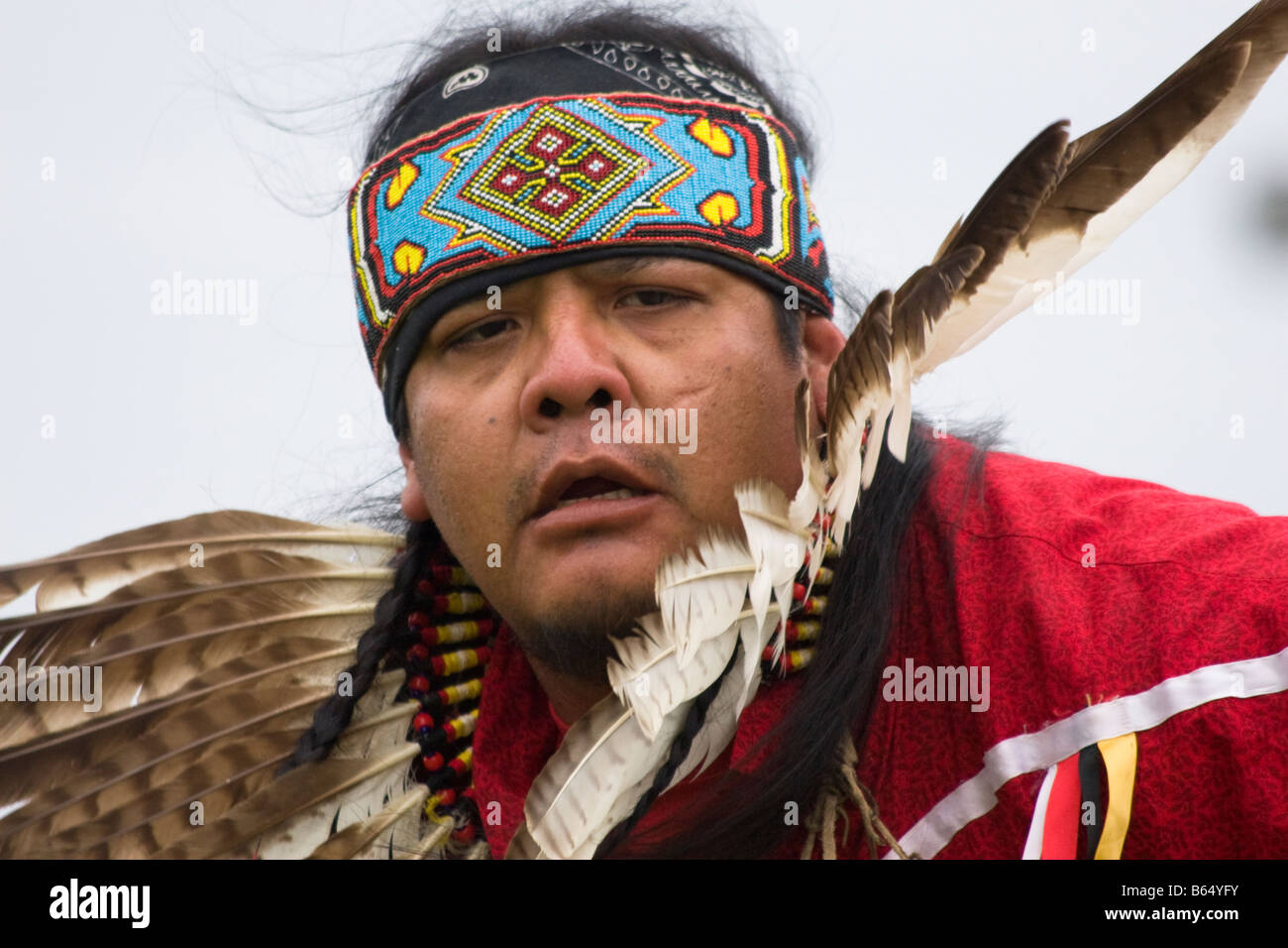 cherokee indian feather stock photos & cherokee indian