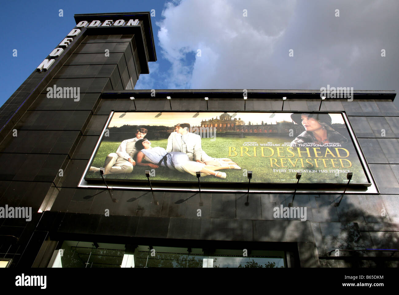 Brideshead Revisited showing at Odeon, Leicester Square, London - Stock Image