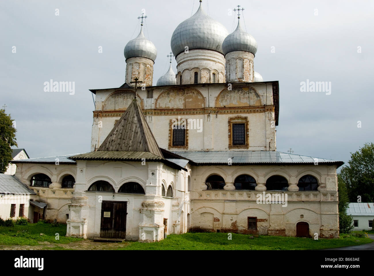 Veliky Novgorod: attractions. Description and photo 2