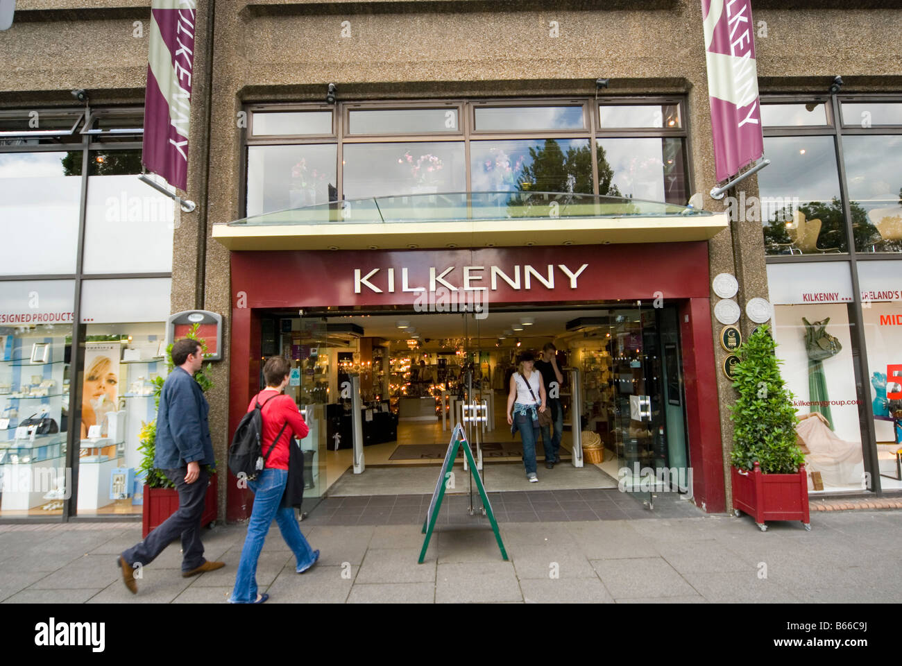 Kilkenny Shop - Stock Image