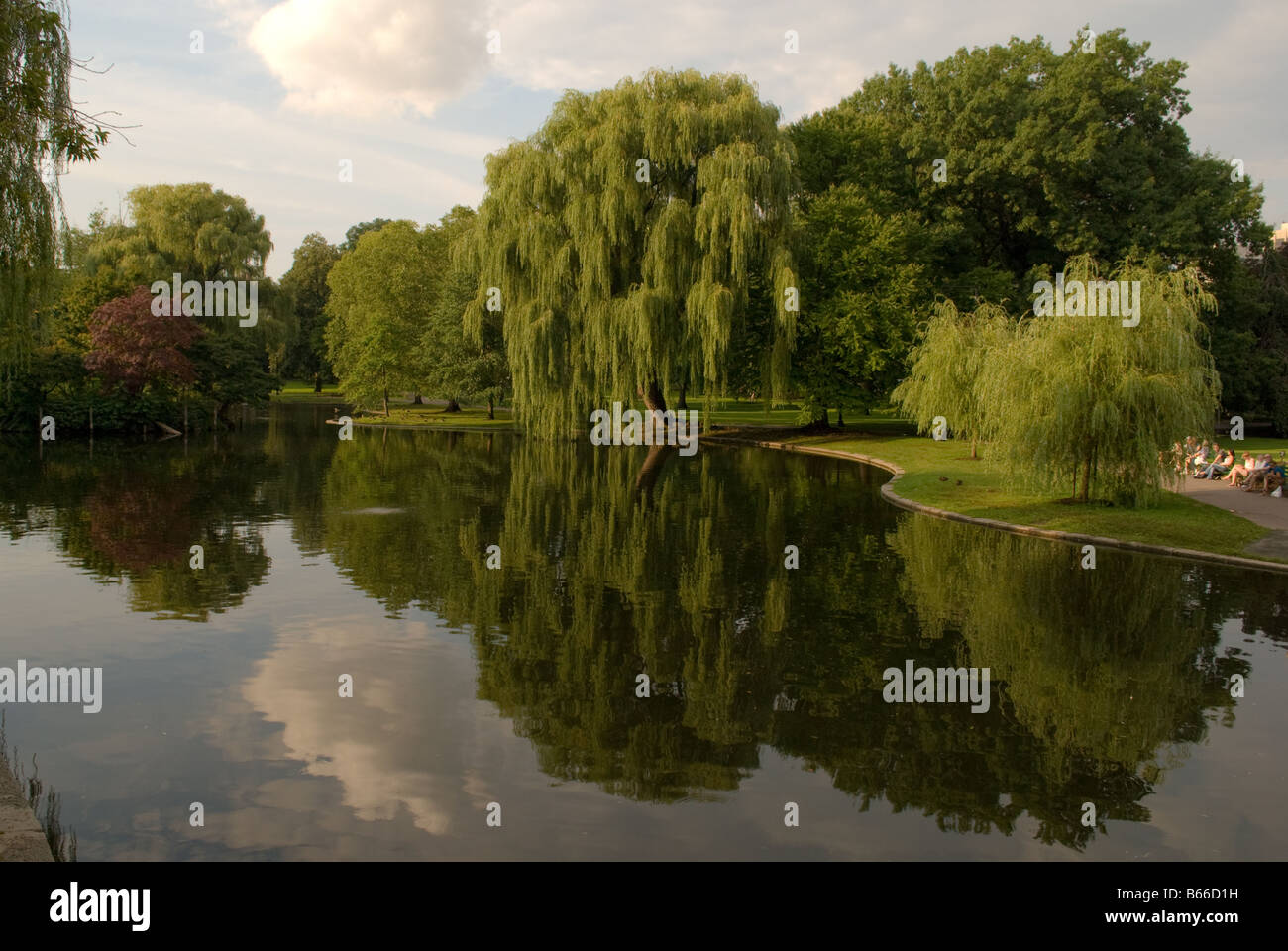 Boston Gardens Stock Photos & Boston Gardens Stock Images - Alamy