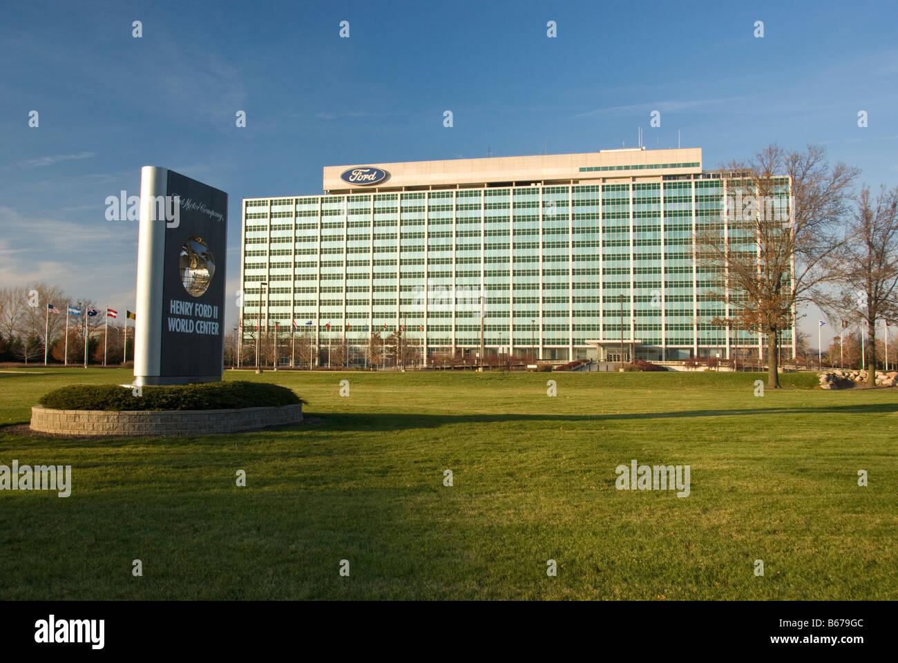 Ford Motor Company Corporate Headquarters Impremedia Net
