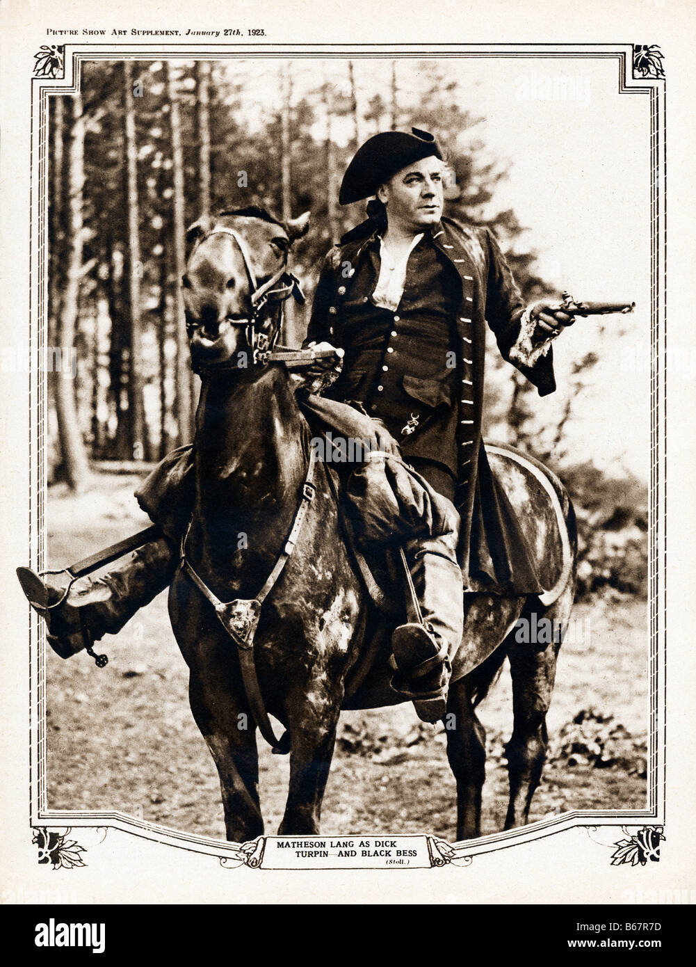 highwayman and bess