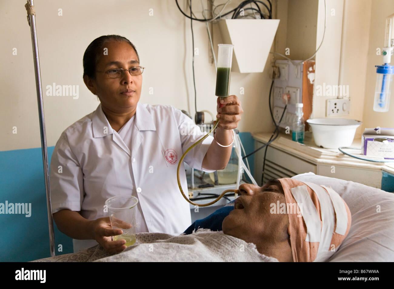 Peg Tubo Cura Educazione Del Paziente