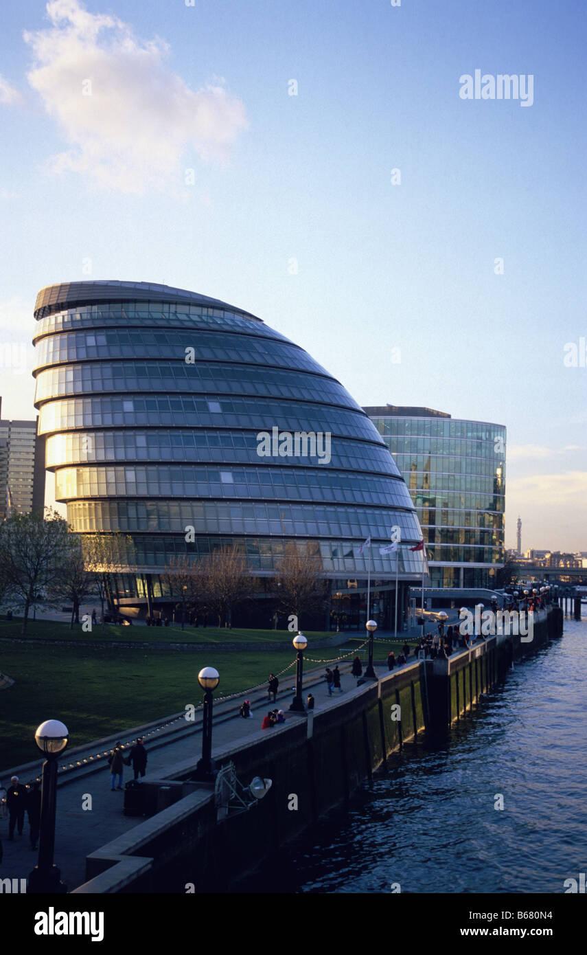 London City Hall, Mayor of London's Office - Stock Image