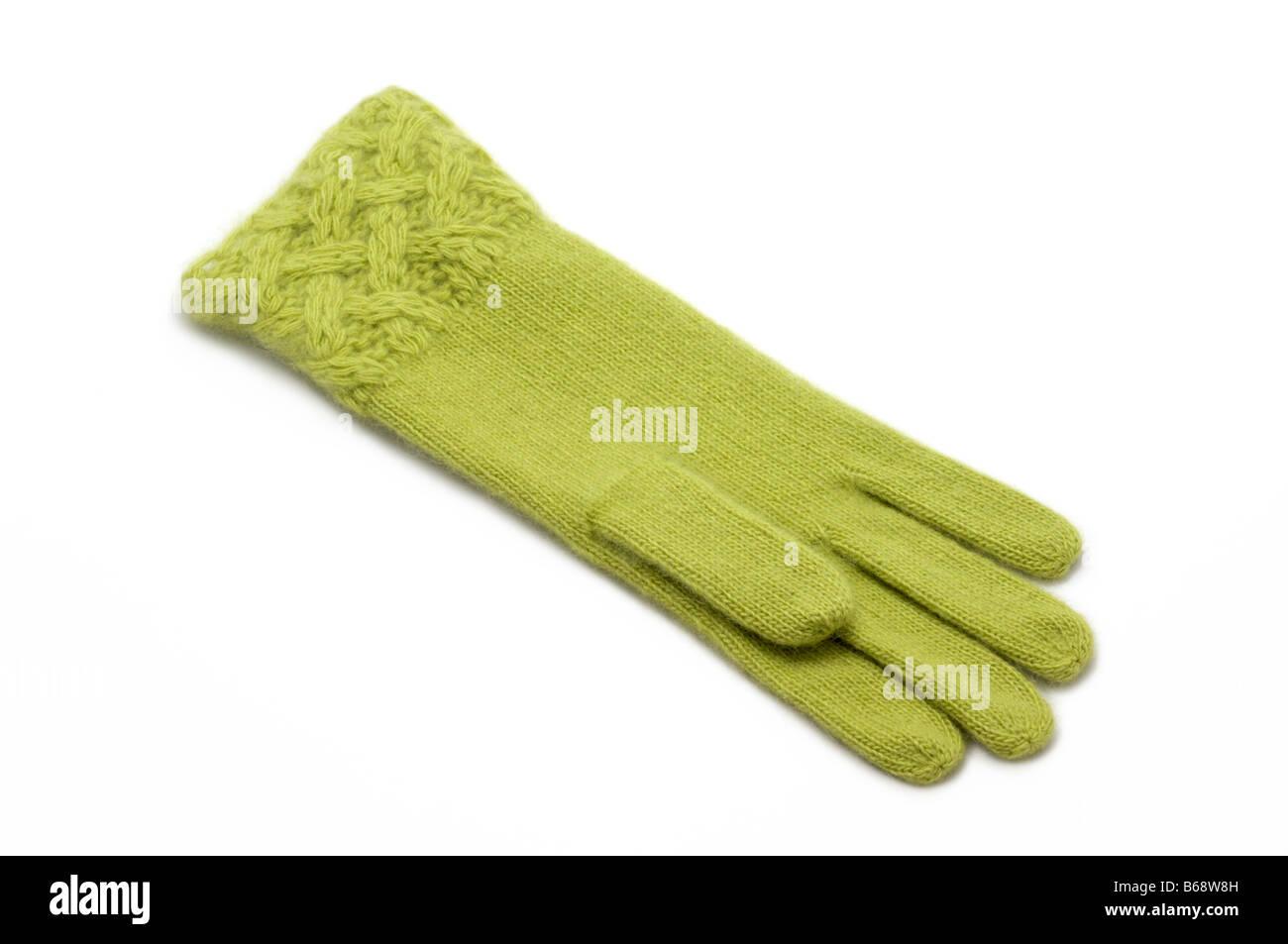 Glove - Stock Image