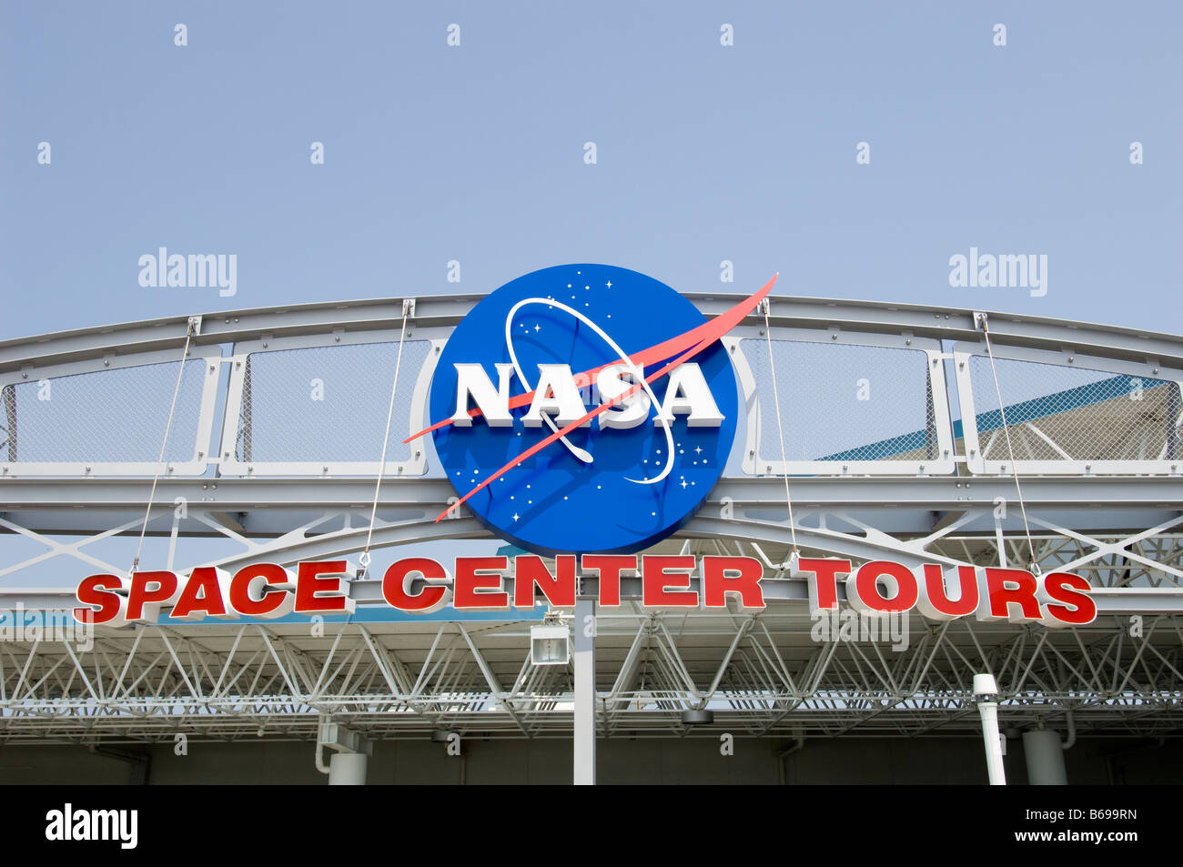 NASA Cape Canaveral Gold Coast Florida United States of America - Stock Image