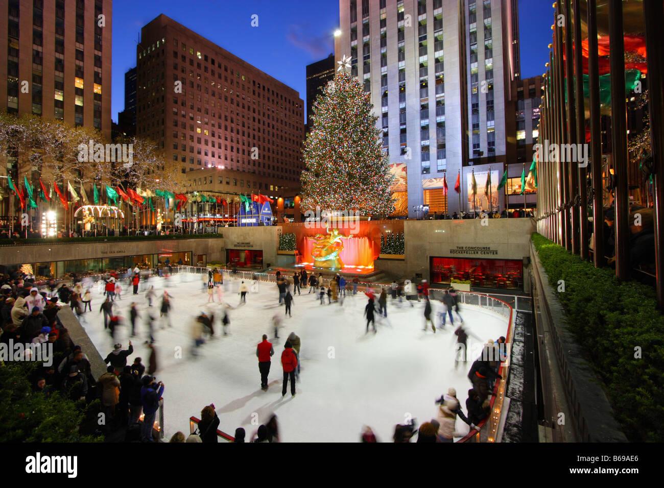 Christmas Tree Nyc Location