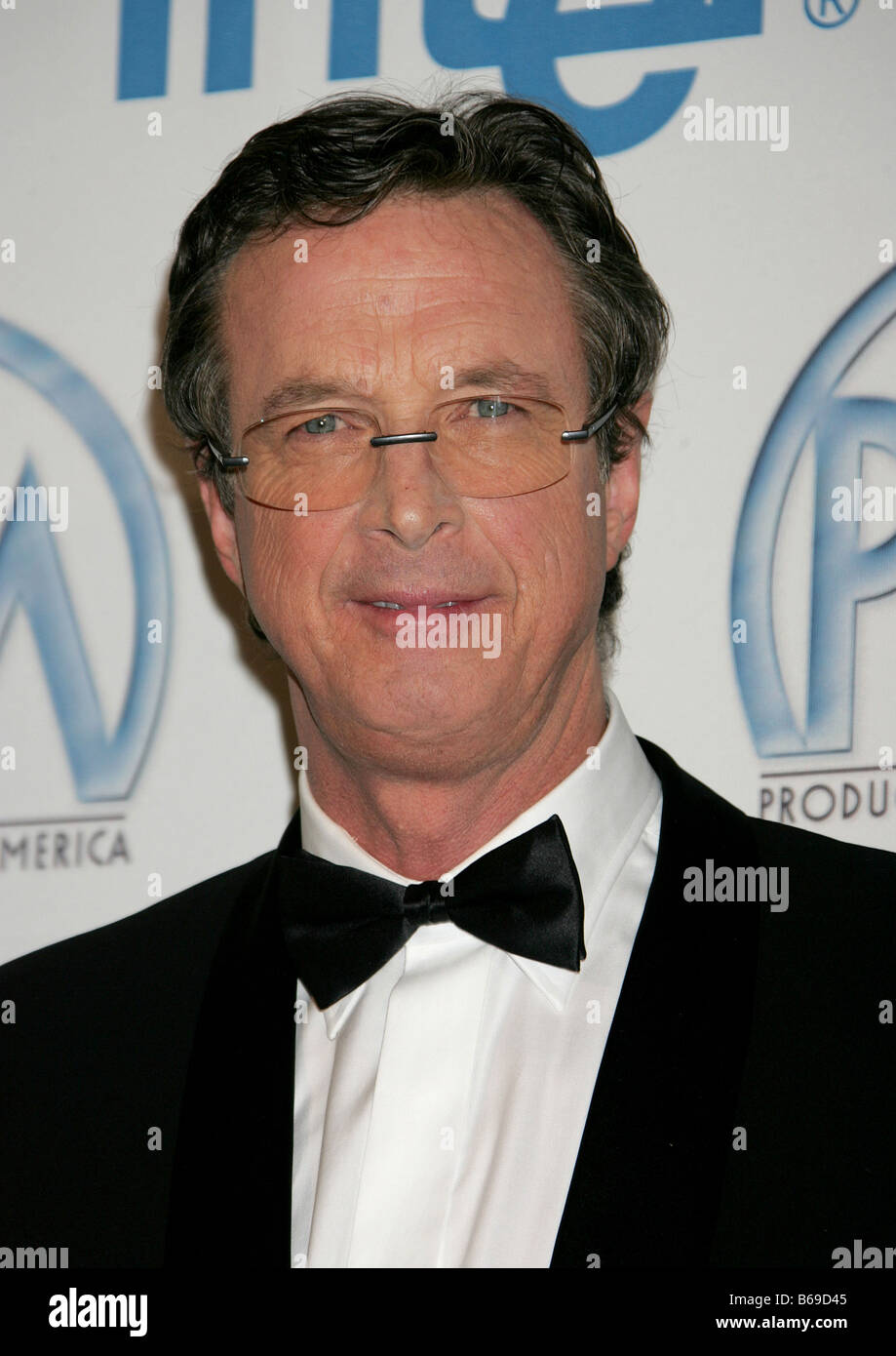 MICHAEL CRICHTON US sci-fi author and film director in 2005 - Stock Image