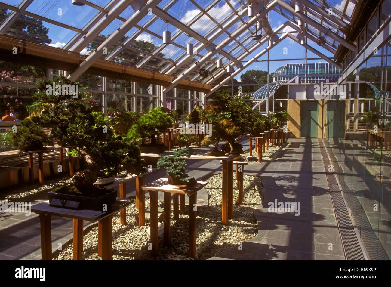Brooklyn Botanic Garden Building Stock Photos & Brooklyn Botanic ...