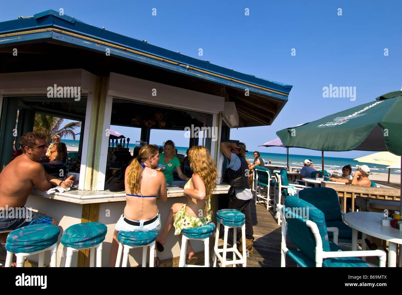 Bars on the gold coast