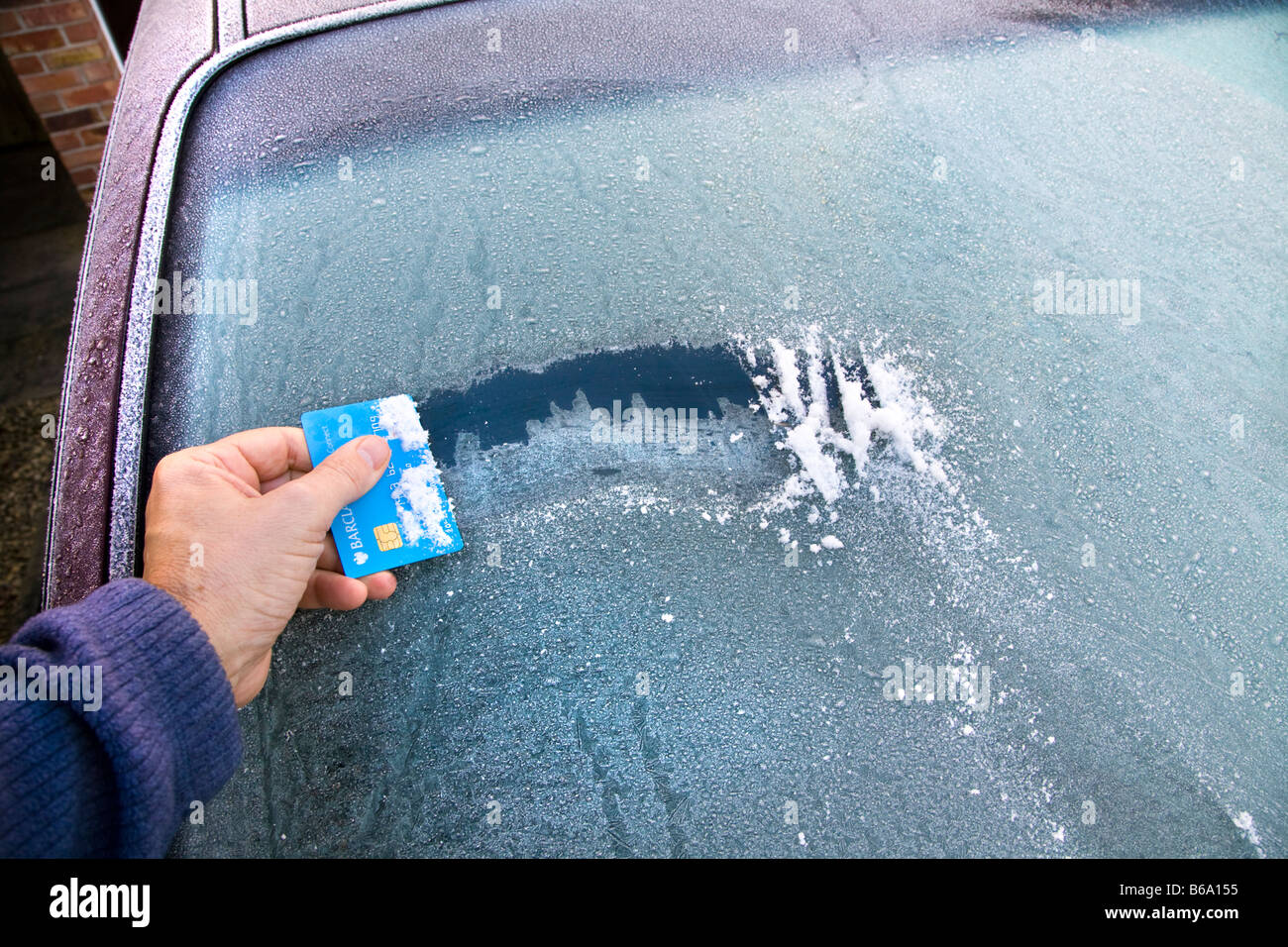 DURING A CREDIT FREEZE AND FREEZING WEATHER, AN ALTERNATIVE USE FOR