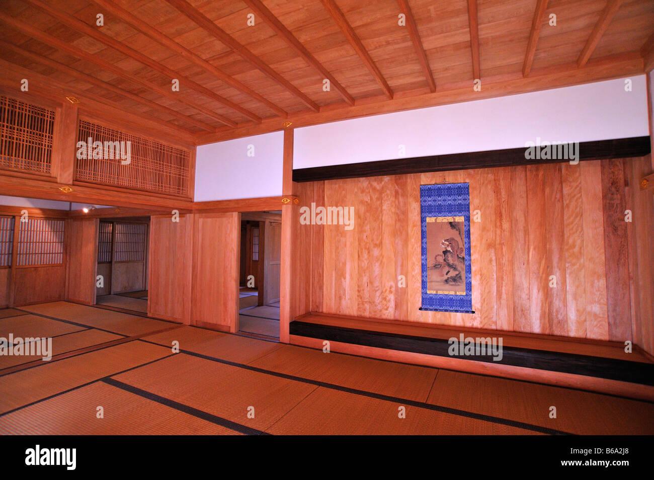 shuri castle shuri naha okinawa japan - Stock Image